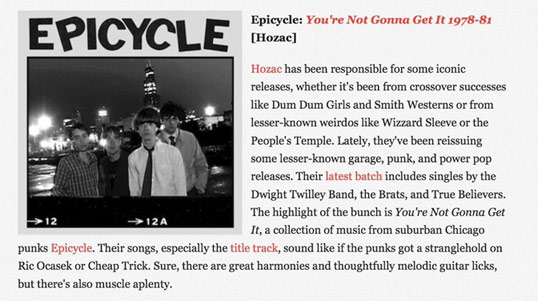 Review Pitchfork